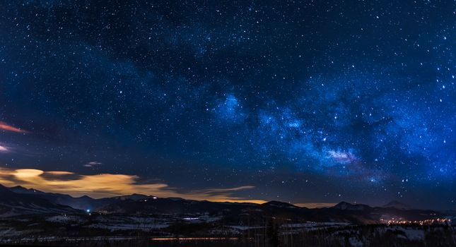 Photo free night, outdoor, astronomy