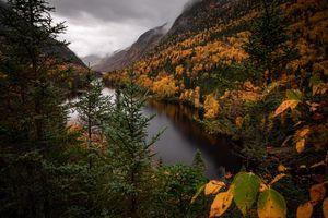 Фото бесплатно природа, Квебек, Канада