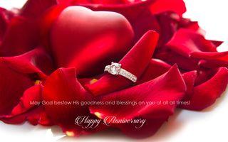 Бесплатные фото роза,красная,лепестки бутон,кольцо