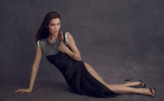 Заставки bella hadid, модель, женщины