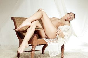 Фото бесплатно Доминика C, сексуальная девушка, миниатюрная