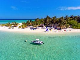 Бесплатные фото тропики, море, остров, пляж