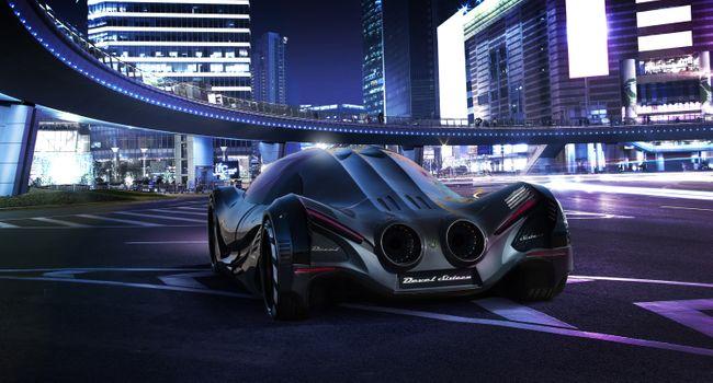 Photo free 2019 cars, Concept Cars, Devel Sixteen