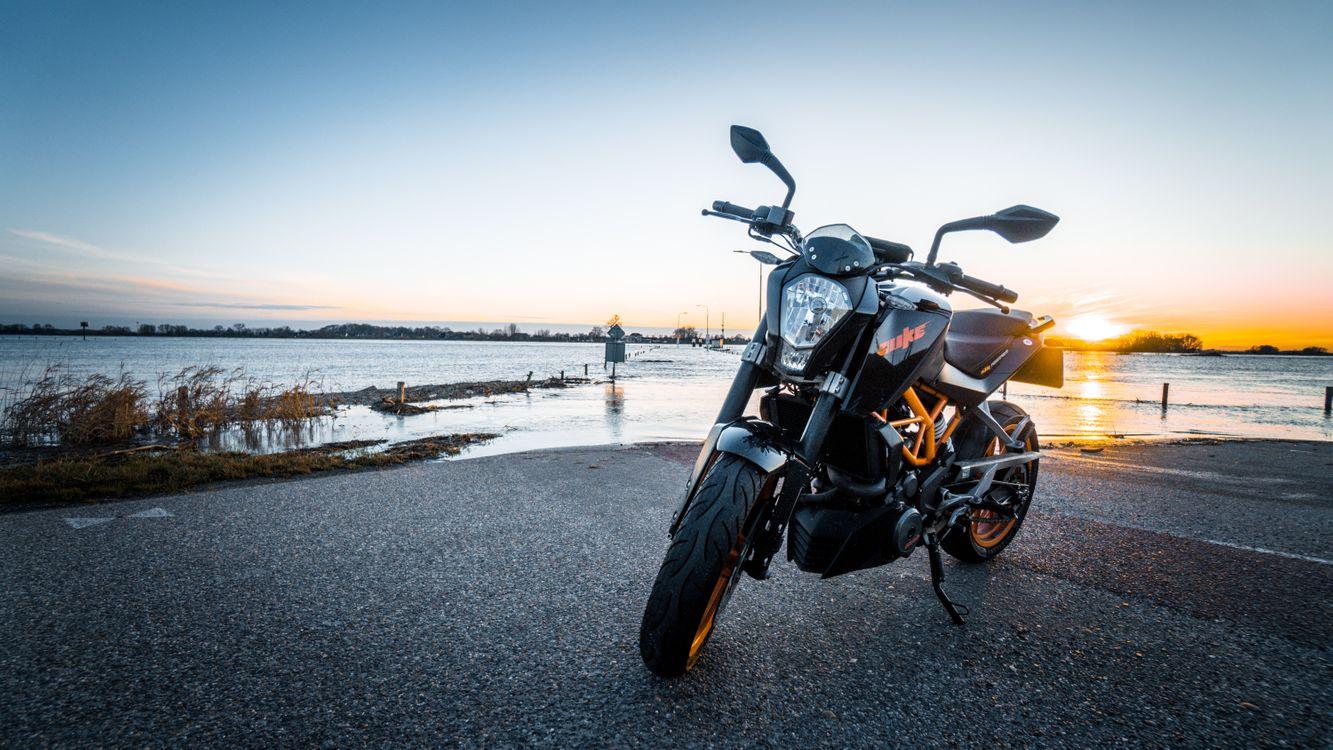 Фото бесплатно мотоцикл, вид спереди, фара - на рабочий стол