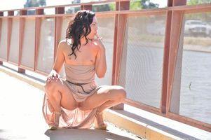 Бесплатные фото Soraya, модель, красотка, голая, голая девушка, обнаженная девушка, позы
