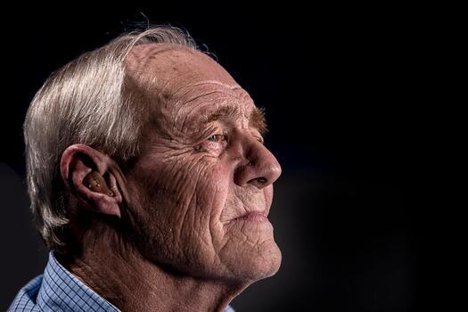 Photo free man, hair, old