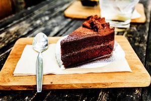 Фото бесплатно торт, шоколадный, десерт