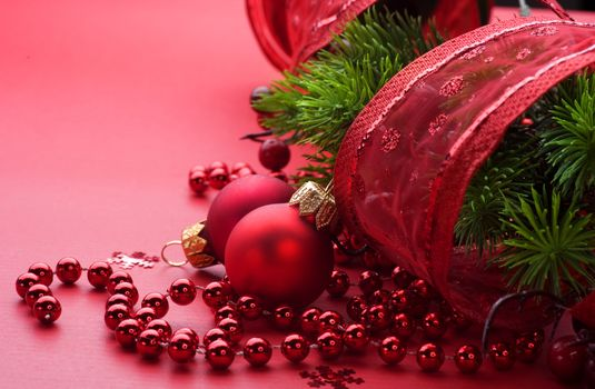 Photo free New Year s style, decorations, background