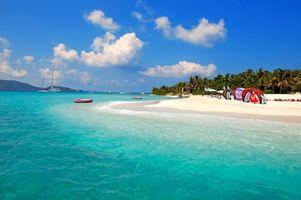 Бесплатные фото тропики, море, пляж, острова