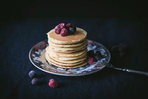 Фото бесплатно еда, завтрак, выпечка