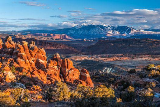 Фото бесплатно природа, США, рок