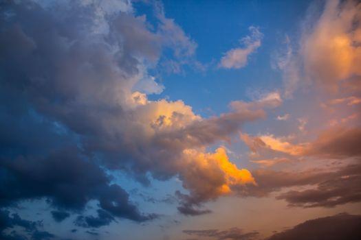 Photo free clouds, sky, landscape