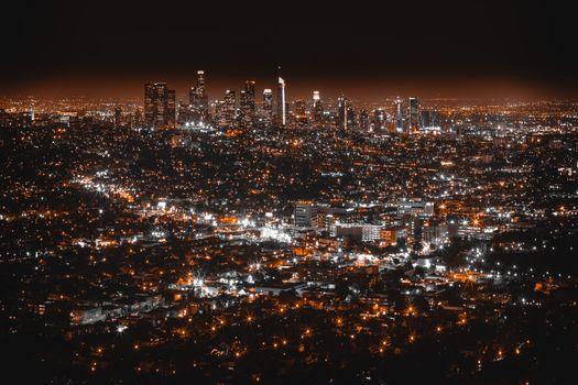 Night Los Angeles
