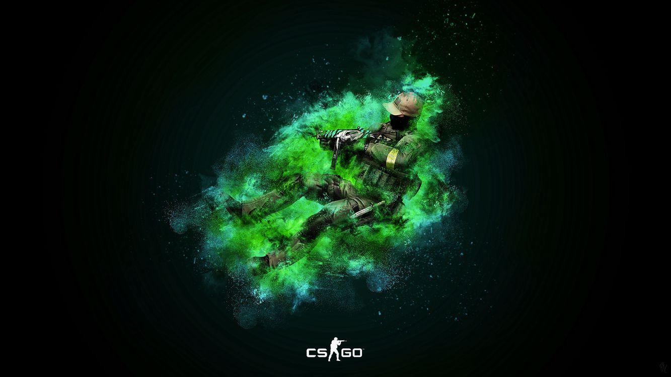 Фото встречный удар игры художник - бесплатные картинки на Fonwall