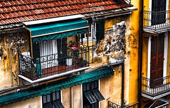 Photo free Liguriaitalia, palazzi, street