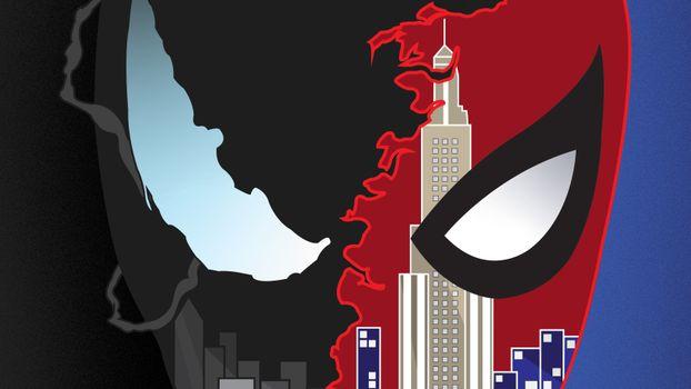 Фото бесплатно Spiderman, супергерои, Behance