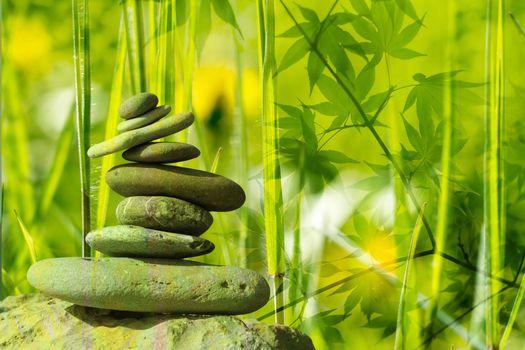 Заставки медитация, баланс, отдых