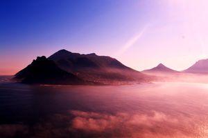 Фото бесплатно на открытом воздухе, облака, плато