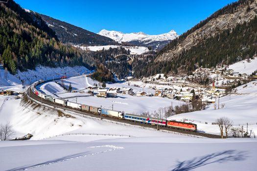 Фото бесплатно Австрия, панорама, Альпы