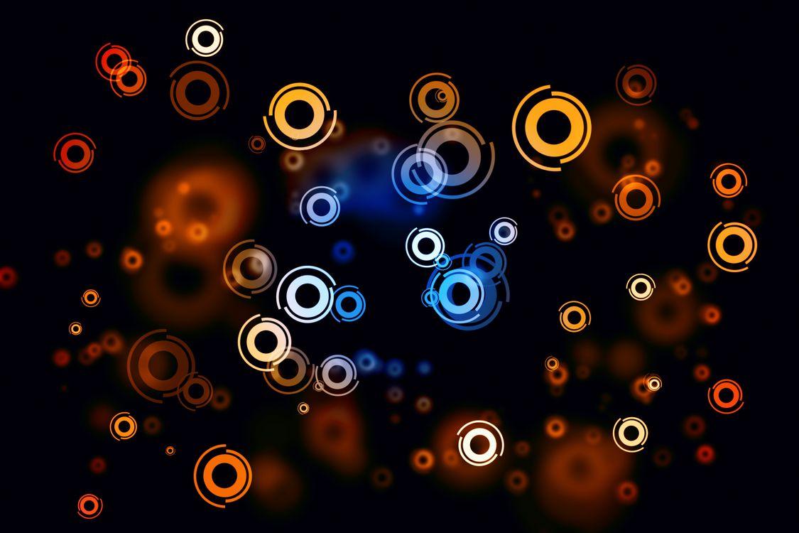 Фото круги пятна красочные - бесплатные картинки на Fonwall