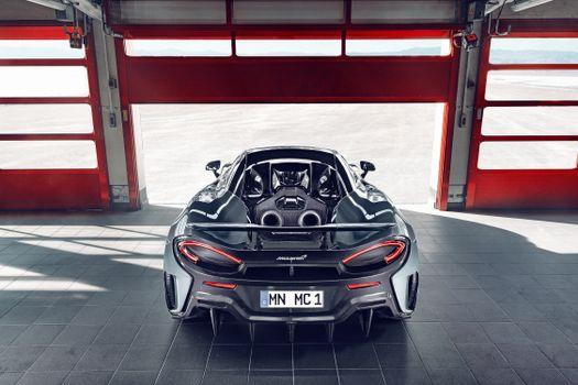 Фото бесплатно Mclaren 600LT, автомобили 2019 года, автомобили