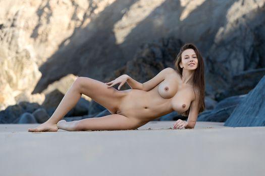 Фото бесплатно голая девушка, миниатюрная, Алиса Аморе