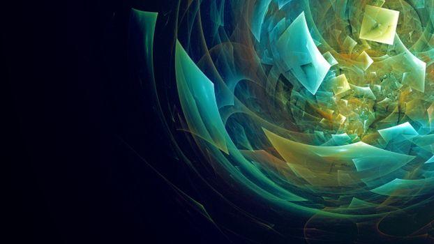 Фото бесплатно иллюстрация, абстракция, космос
