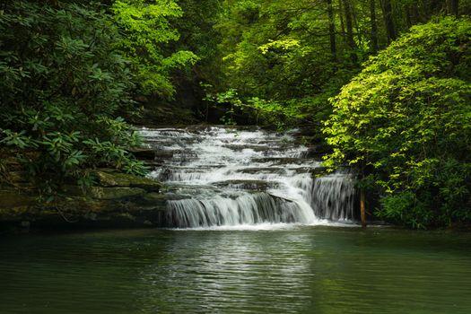 Фото бесплатно природа, США, водопады
