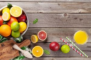 Бесплатные фото цитрус,апельсин,напиток,лайм