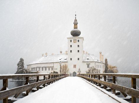 Заставки церковь, зима, снег