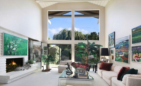 Photo free miscellaneous, interior, fireplace