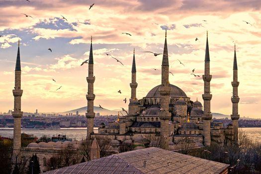 Фото бесплатно город, Турция, Стамбул