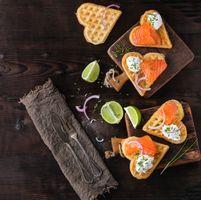 Фото бесплатно еда, сердце, нож