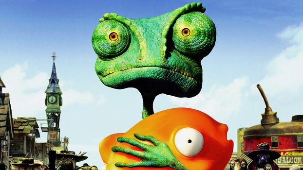 Photo free rango, animated movies, movies