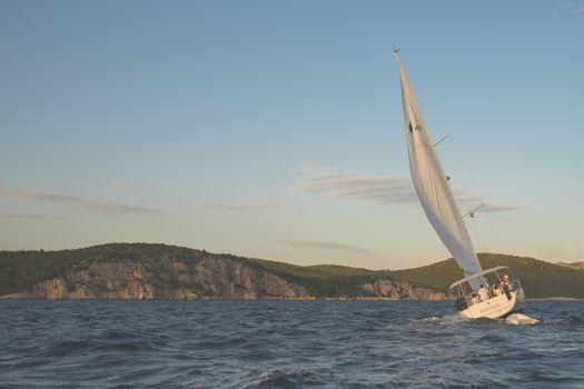 Photo free sea, boat, wind