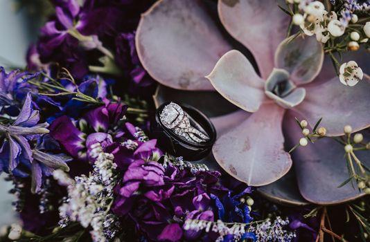 Фото бесплатно кольцо, цветок, украшение