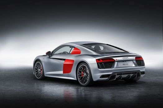Photo free Audi R8 V10 Coupe Sport Edition, Audi, car