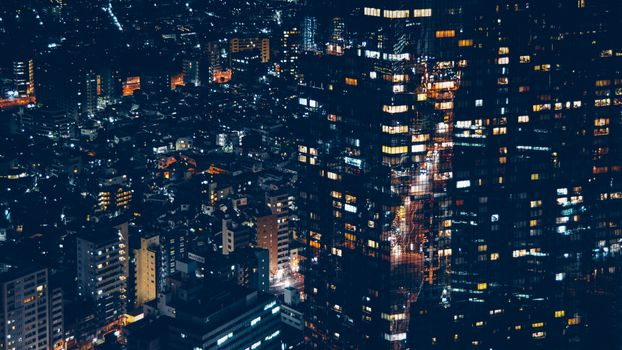 Night Minato Japan · free photo
