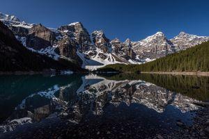 Фото бесплатно природа, Канада, горы