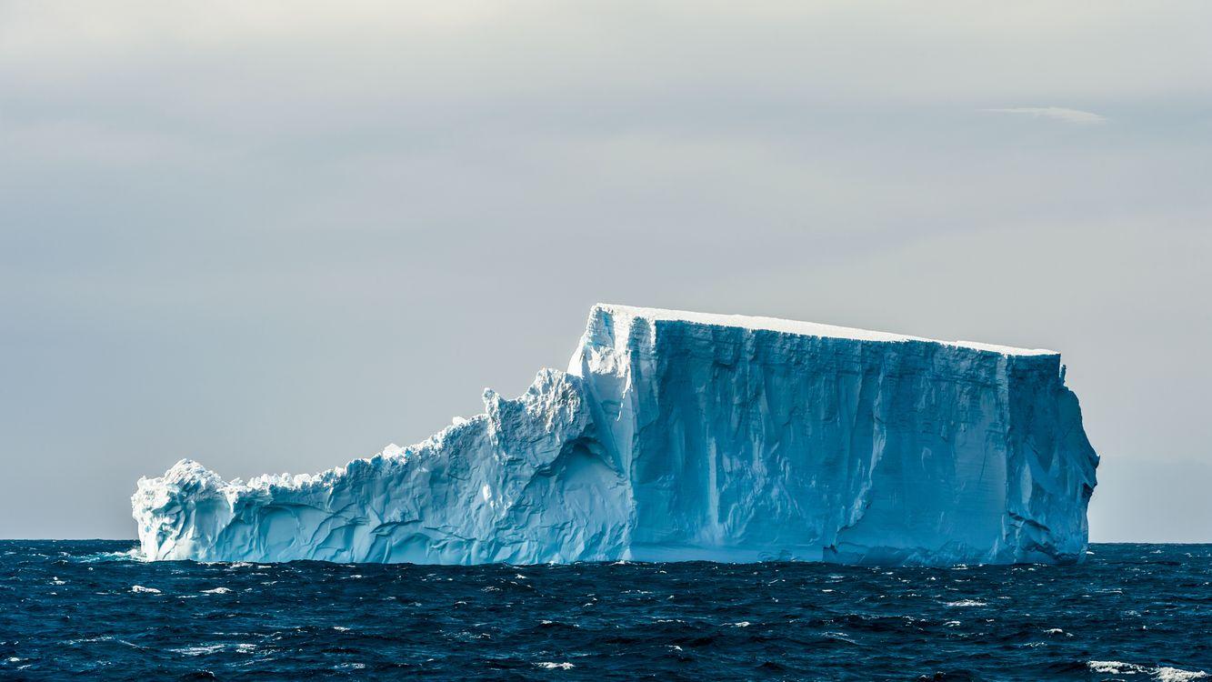 Фото бесплатно природа, море, лед - на рабочий стол