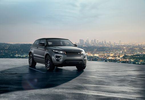 Photo free Range Rover Evoque, Range Rover, cars