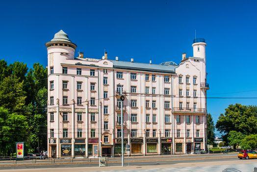 Фото бесплатно города, Латвия, улица