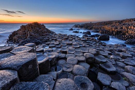 Фото бесплатно Бушмиллс, графство Антрим, Северная Ирландия