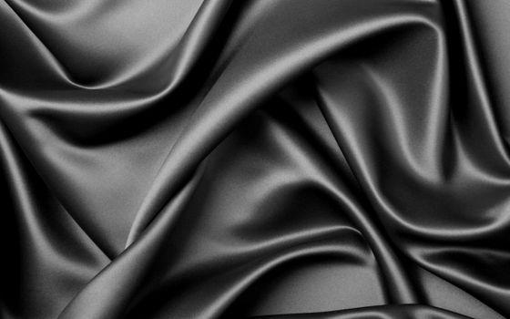 Фото бесплатно шелк, волнистые, тьма