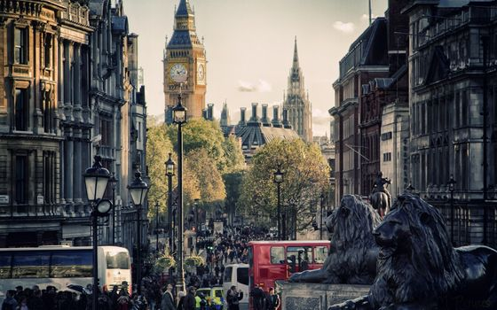 Photo free United Kingdom, London, Big-Ben