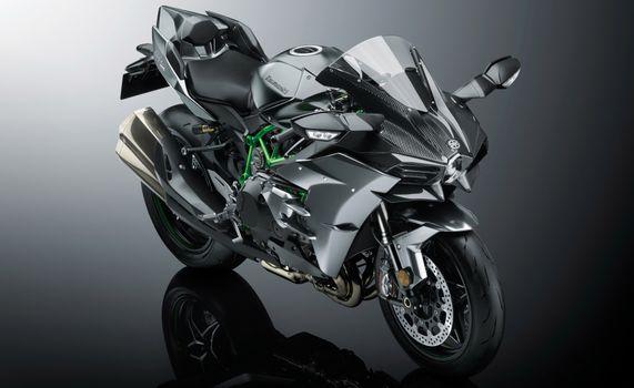 Фото бесплатно Кавасаки, мотоциклы, Кавасаки ниндзя
