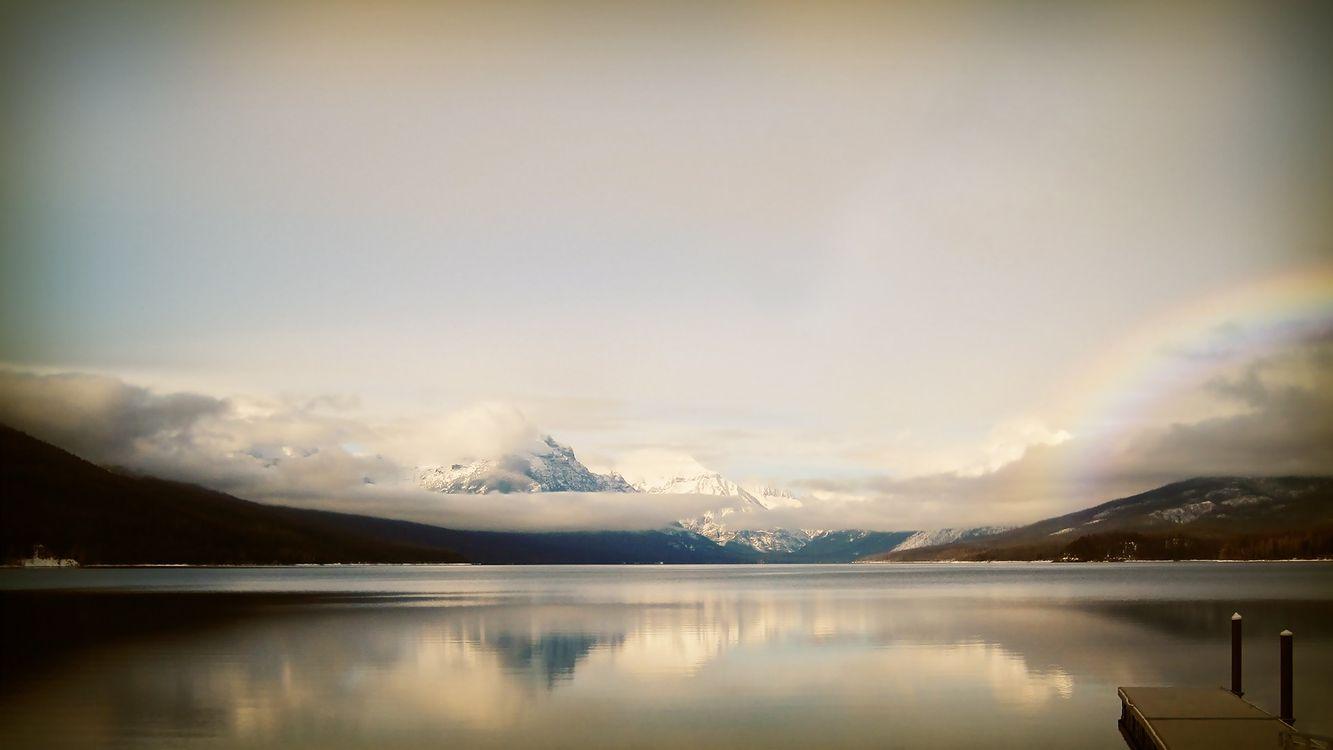 Фото природа облака пейзажи - бесплатные картинки на Fonwall