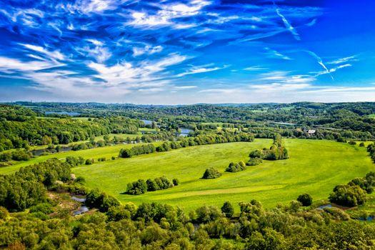 Фото бесплатно пейзаж, германия, природы