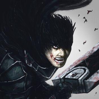 Photo free berserk, guts, big sword