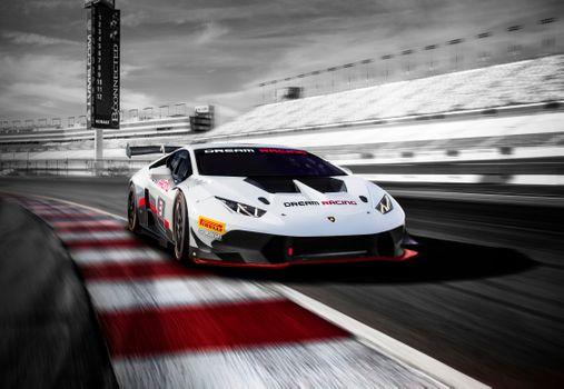 Заставки Lamborghini Huracan, Lamborghini, спортивный